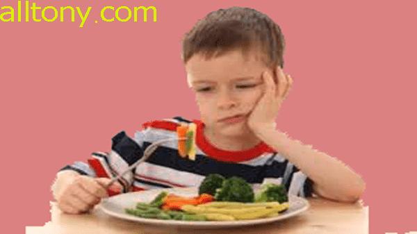 كيفية زيادة وزن الطفل
