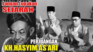 Cerita Kesaktian KH.Hasyim As'ari