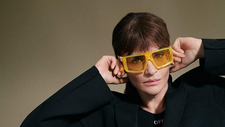 OFF-WHITE Summer 2021 Eyewear Collection