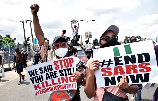 ICC opens inquiry into 'crimes' committed during #EndSARS protests
