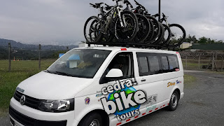microbus bicicletas empresas