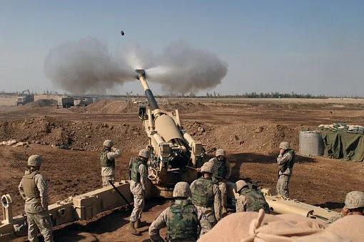 عقيدة الصدمة في الحرب على العراق