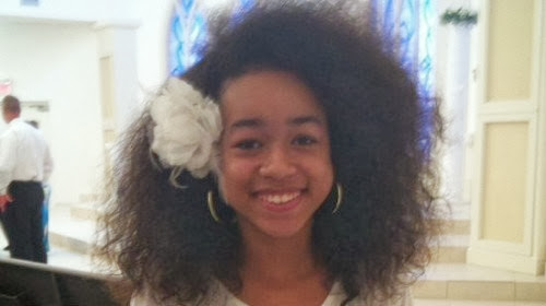 Astonishing Tcc 12 Year Old With Natural Sister Fro Faces Expulsion For Her Hairstyles For Women Draintrainus