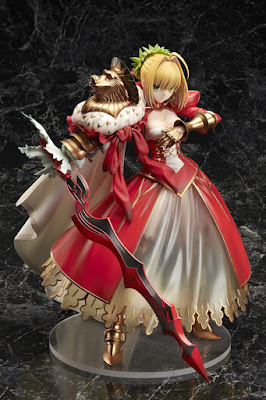 "Nero Claudius/ Saber EXTRA 1/7 Third Ascension de ""Fate/Grand Order"" - Stronger"