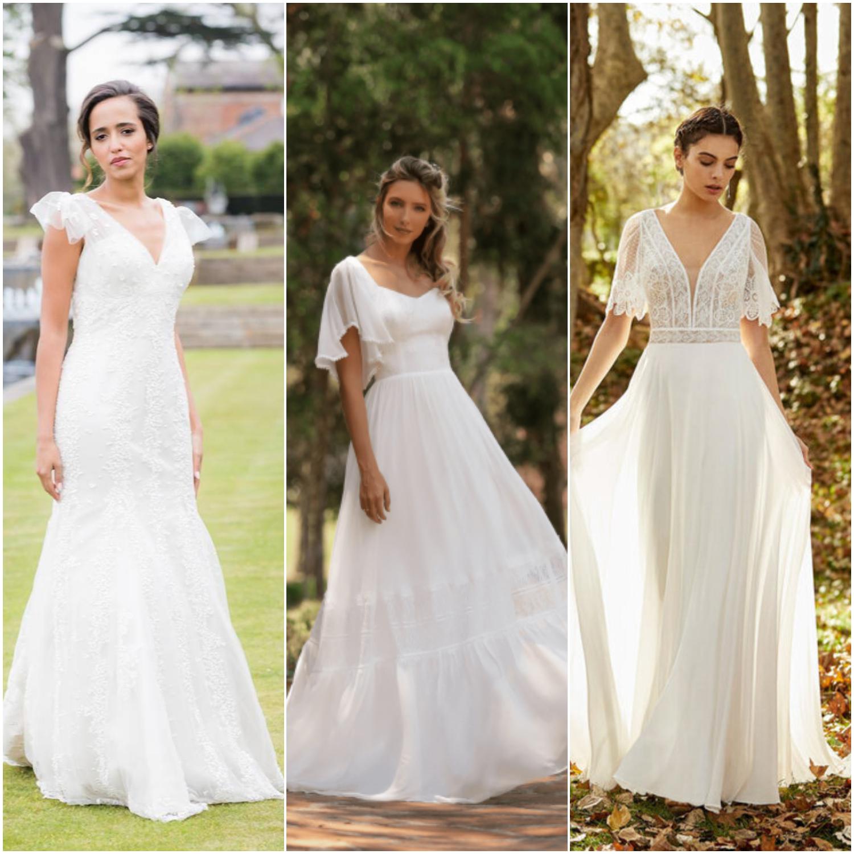 15 modelos de vestidos de noivas para arrasar