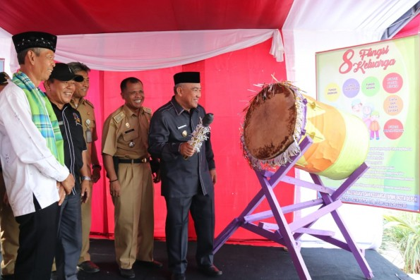 Depok Targetkan 126 Kampung KB Tahun 2020