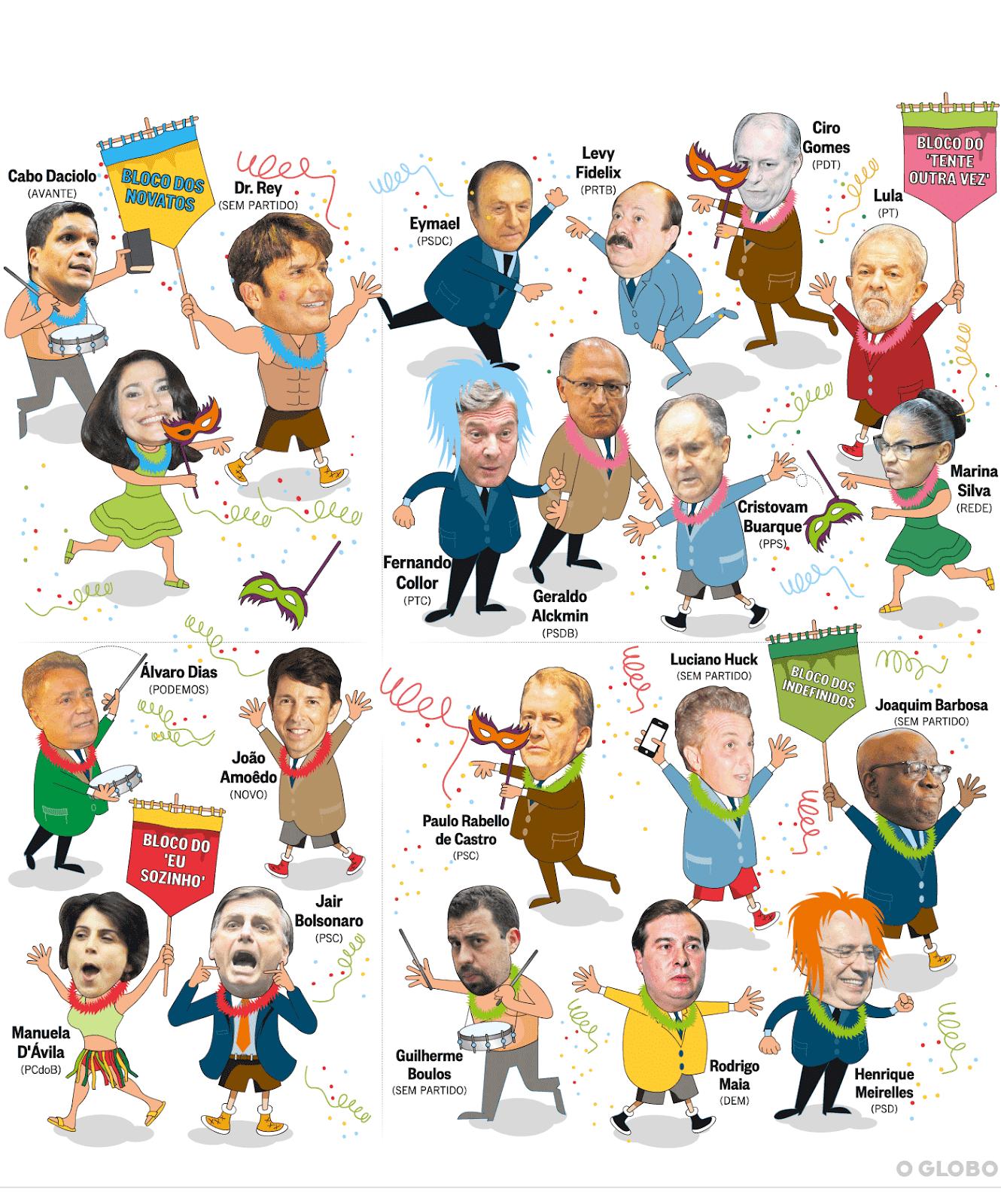 cc25fce0e A cinco meses das eleições presidenciais