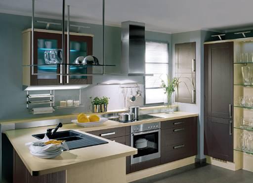 Cuisine decoration style moderne - Decoration de cuisine moderne ...