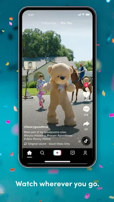 TikTok Free Android app on Apcoid.com