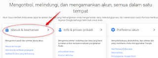 cara mengatasi lupa kata sandi google dan mengubah atau menyetel ulang sandi