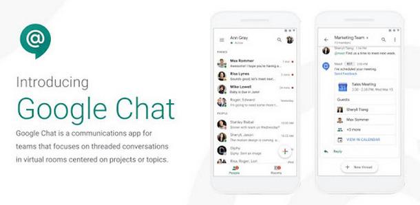 كيفية استخدام Google Chat لمراسلة أصدقائك مباشرة من الجيميل