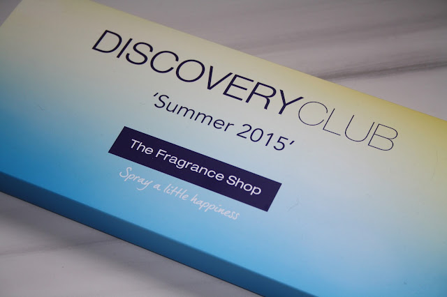 Fragrance Shop Discovery Club Summer 2015