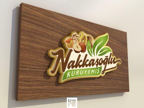 Şekerleme Lokum Çerez Kuruyemiş firma şirket amblem Logo Tasarımı