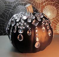 calabaza decorada para halloween