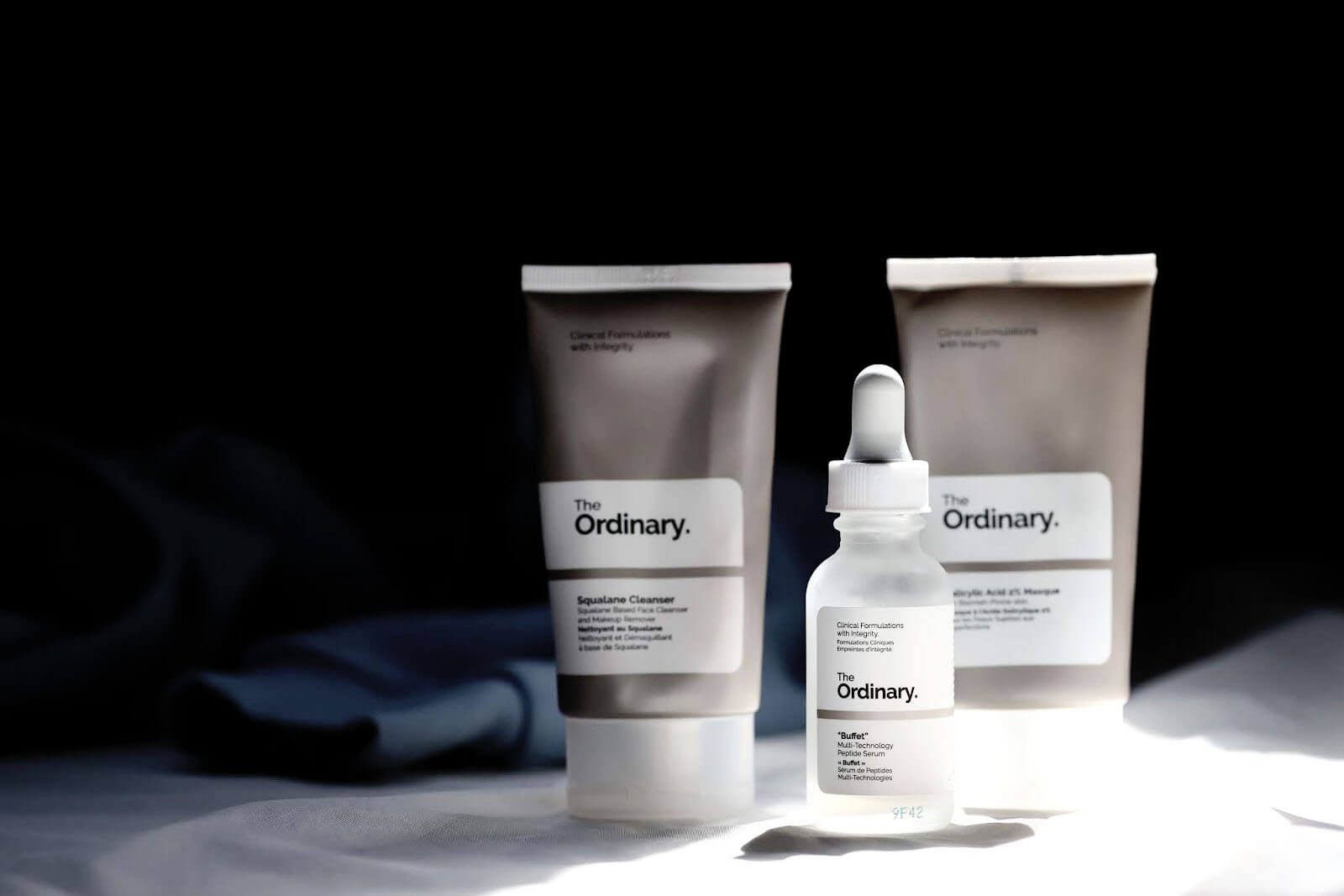 The Ordinary Buffet Squalane Masque Salicylique avis