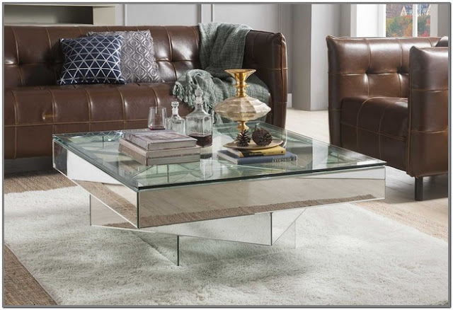 Mirrored Coffee Table;Mirrored Coffee Table Set;Mirrored Coffee Table for Sale;