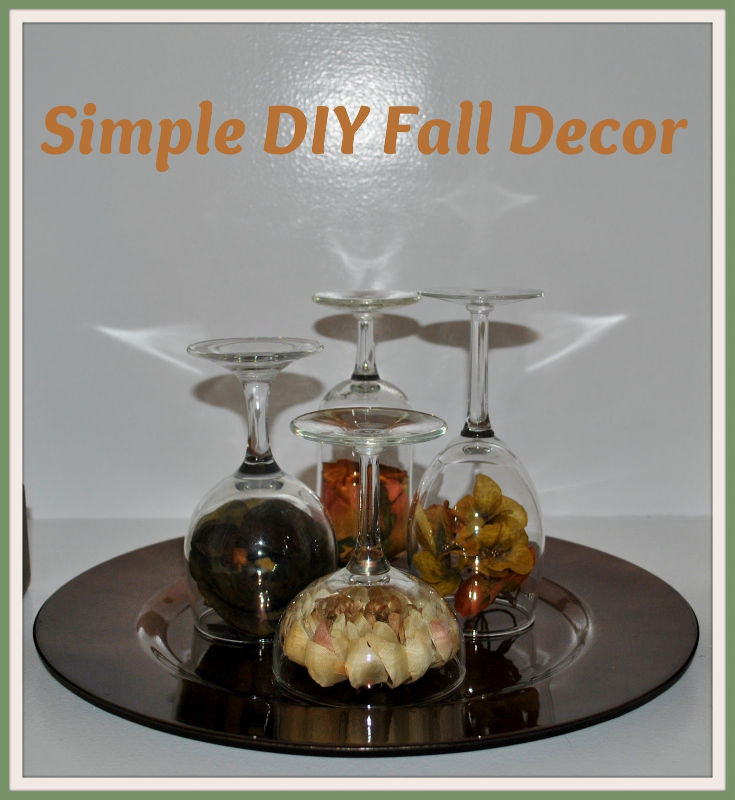 simple diy craft for fall decor - Diy Fall Decor