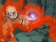 Naruto 1 cola rasengan