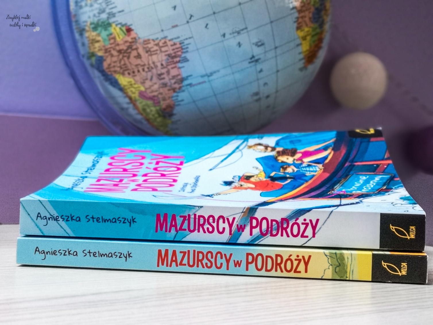 Jak przybliżyć dziecku historię i geografię, czyli Mazurscy w podróży