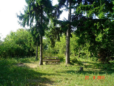 Uzvisina Kula pored doma Vugrovec