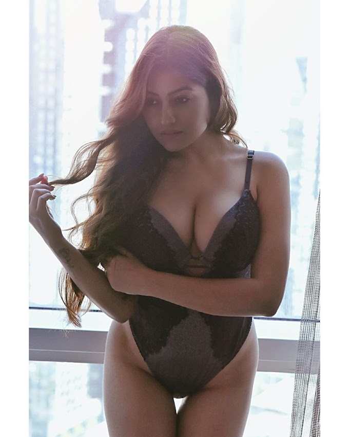Beautiful Instagram Model Simran photos | Simran Kaur hot images