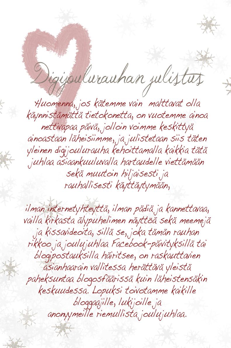Joulukalenterit: eleven Christmas Calendar 2017