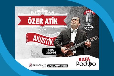 Özer Atik Akustik Podcast