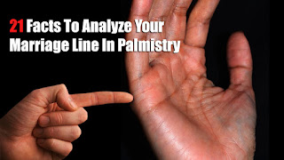 21 Facts To Analyze Your Marriage Line In Palmistry
