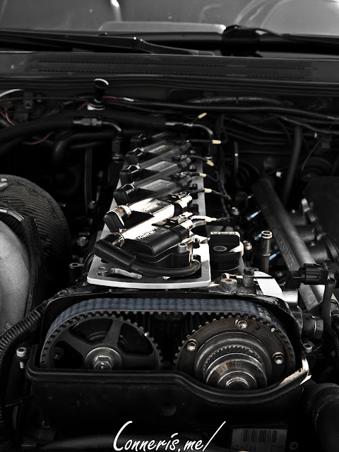 2JZ Engine in Lexus