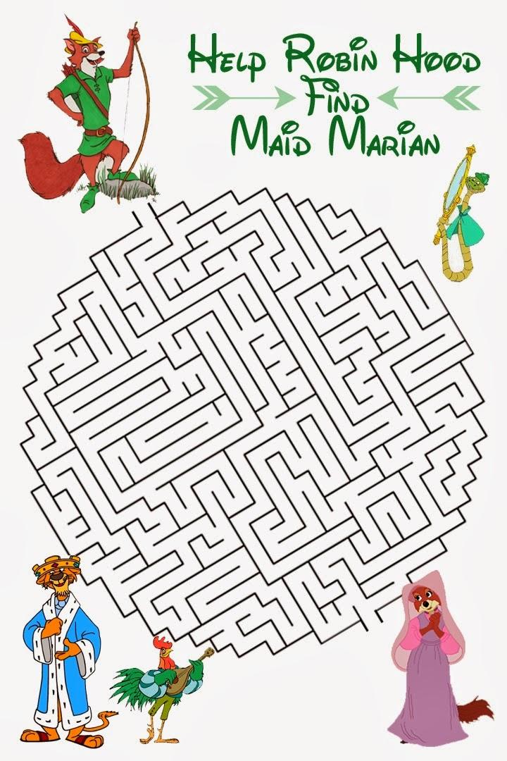 Personajes Disney: Libro de Actividades para Imprimir Gratis ...