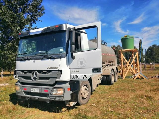 Municipio incrementa entrega de agua potable