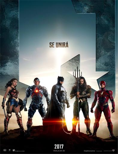 Ver Justice League (La Liga de la Justicia) (2017)