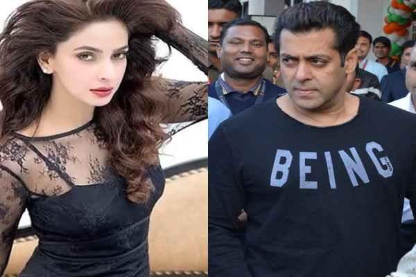 पाकिस्तानी अभिनेत्री ने सलमान खान को 'छिछोरा' कहा, घोर अपमान