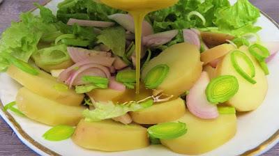 Krumpir Salata ▪️ Potato Salad
