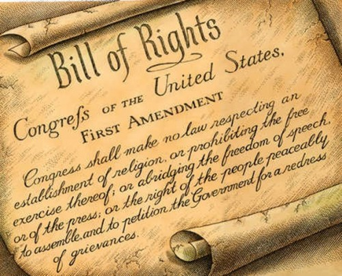 American History : The Bill of Rights