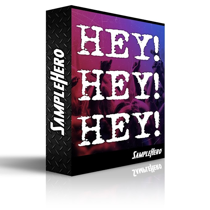 Sample Hero - Hey Hey Hey Kontakt Library - Downpacks.online