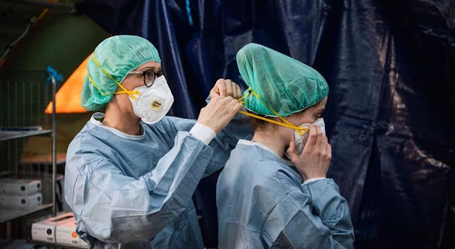 NHS paid deposit for 400,000 protective gowns to fight coronavirus disease, but only 32,000 flown in