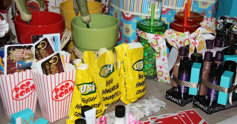 Sometimes Creative Favorite Things Party