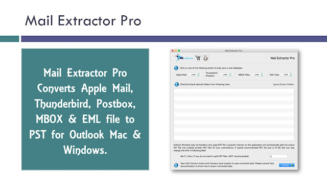 export apple emails to pst