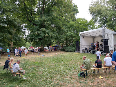 Rödelheimer Parkfest 2017 mit Band Phonoskope