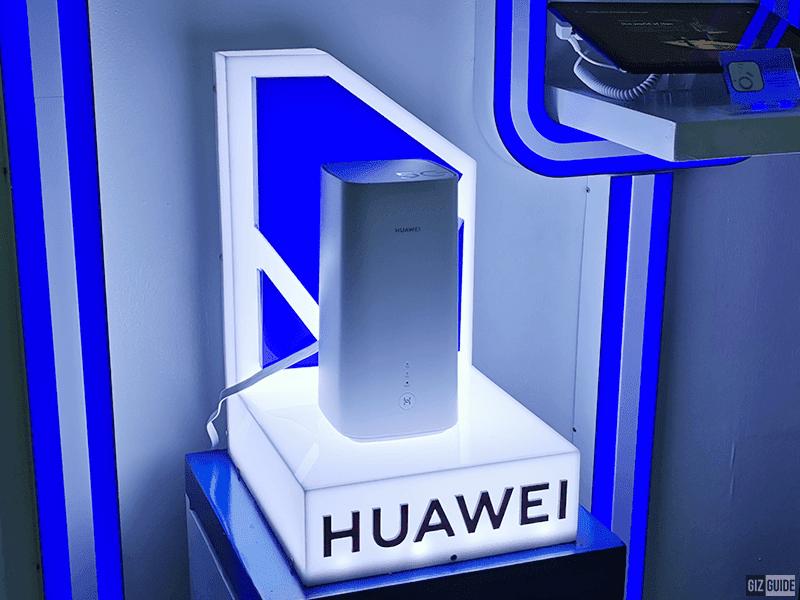 Huawei 5G CPE Pro modem