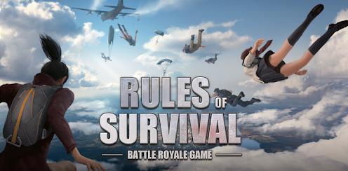 تحميل لعبة الحرب الشهيرة Rules of Survival اخر إصدار 2020