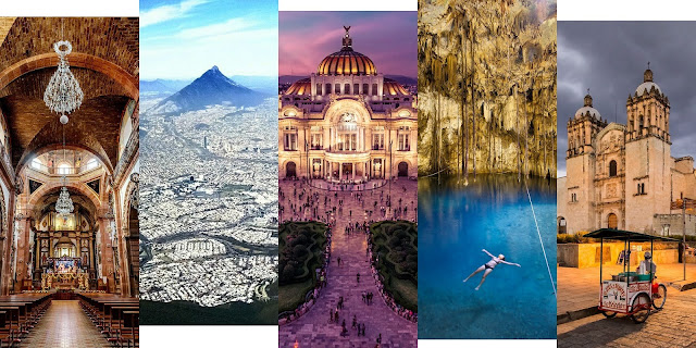 9 Amazing Places to Visit in Mexico
