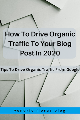 get organic page views from google pinterest pin