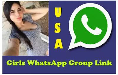 USA Girls WhatsApp Group link