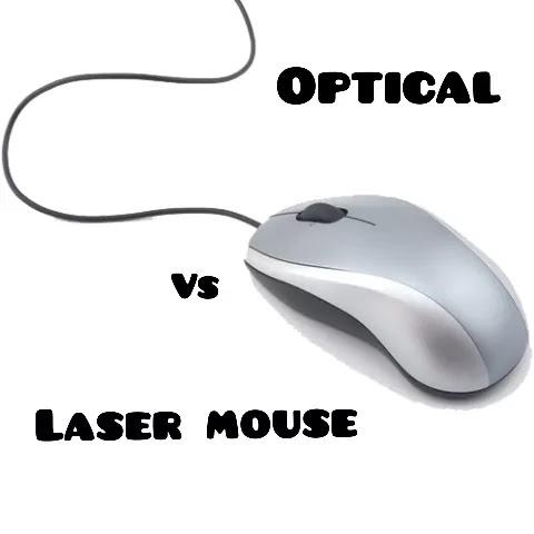 Optical Vs Laser Mouse