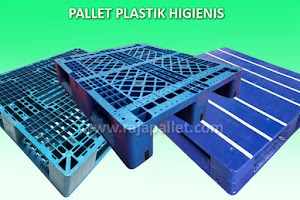 Pallet Plastik Jawaban Kebutuhan Otomasi Produk Farmasi
