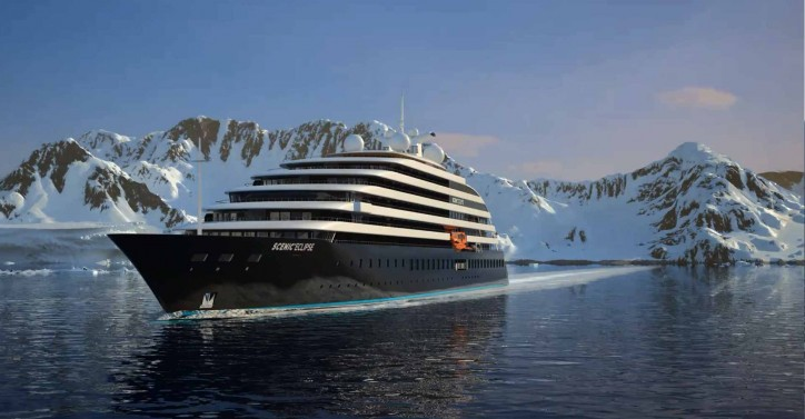 ABB's Azipod D to power new generation of discovery cruiser