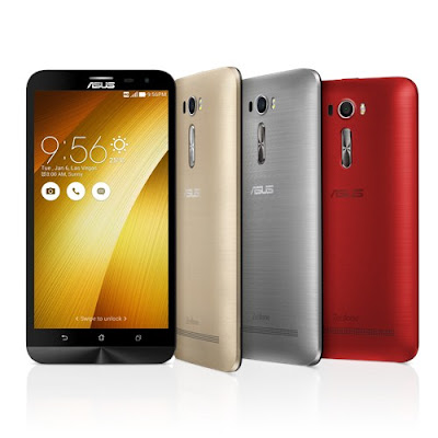 Asus ZenFone 2 Laser (ZE601KL) Firmware Download
