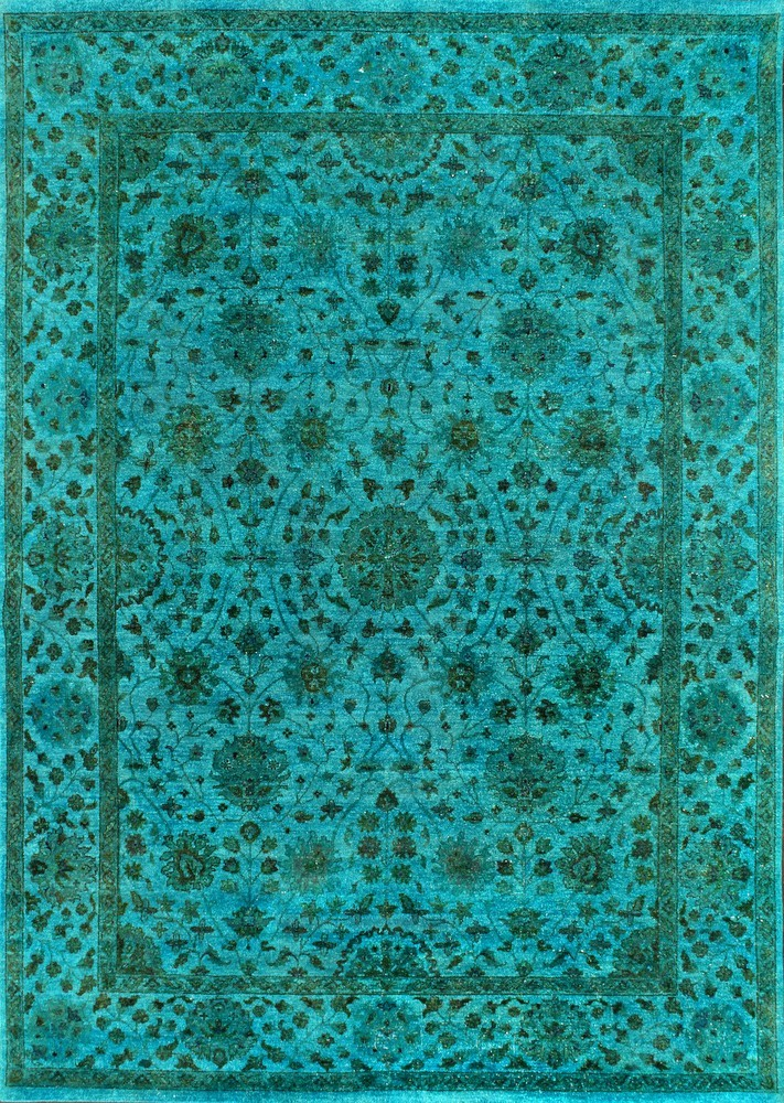 Various Overdyed Wool And Vintage Rugs Home Decor Expert
